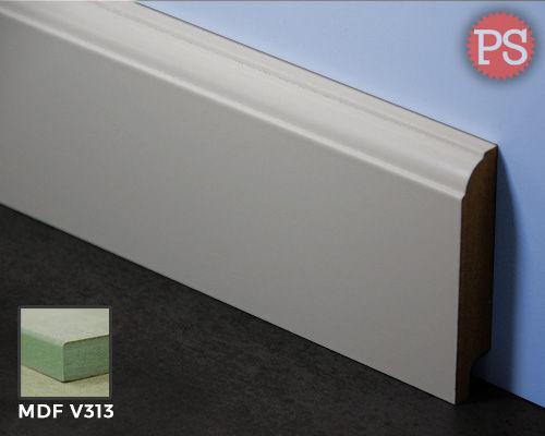Afbeelding van kraal plint mdf-v313