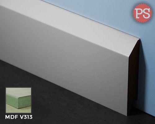 Afbeelding van moderne plint mdf-v313