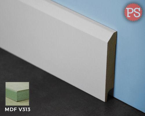 Afbeelding van edge plint mdf-v313