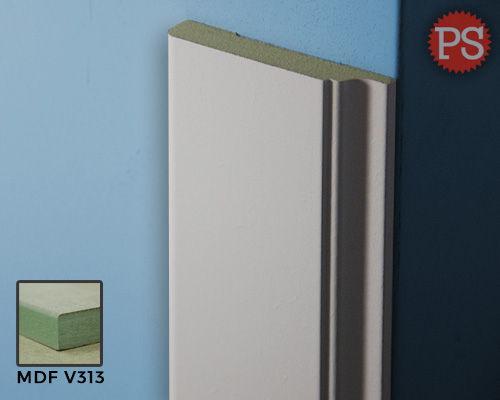 Plintenstunter - deurlijst pascal mdf-v313