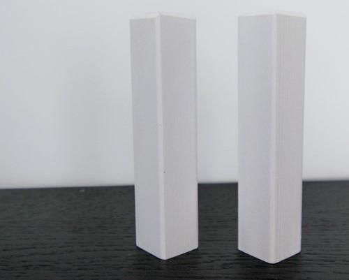 Plintenstunter - koppelstuk koppelstukken