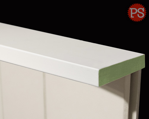 lambrisering toplijst plank mdf-v313